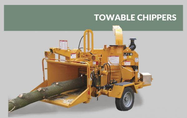 TOWABLE CHIPPERS