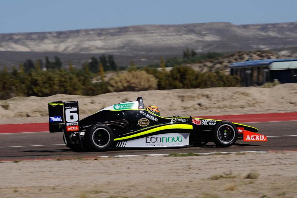 Fórmula Renault 2.0 - Facundo Cazal