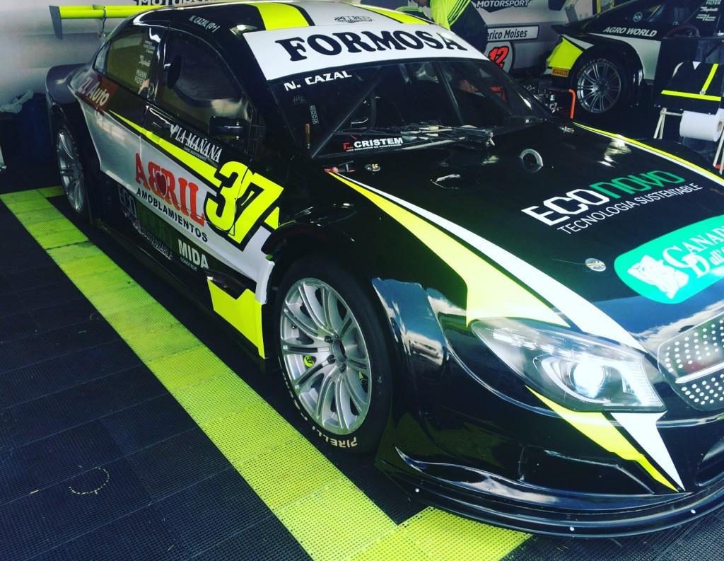 Top Race NOA - Facundo Cazal